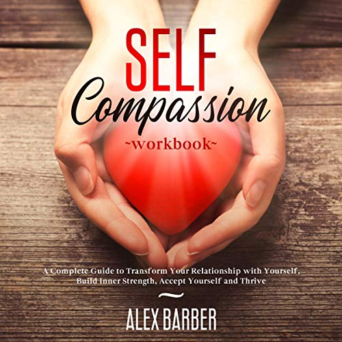 Self-Compassion Workbook cover art