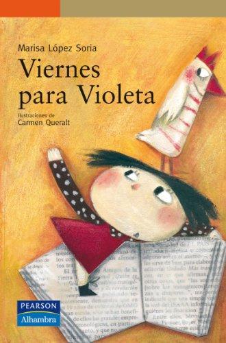 Viernes para Violeta (Serie Naranja)