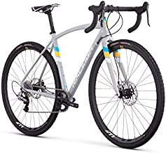 Raleigh Bikes RXW Women's Cyclocross Bike, Grey, 54cm/Medium