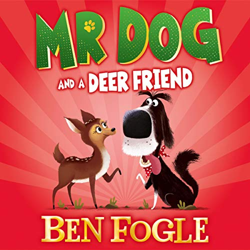 Mr Dog and a Deer Friend (Mr Dog) cover art