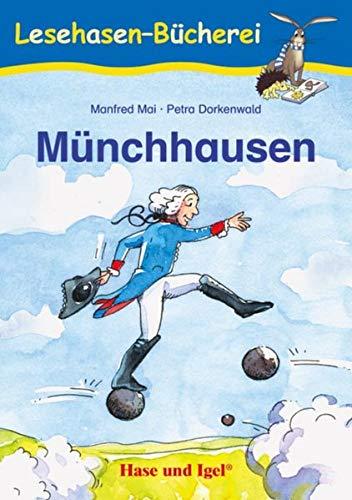 Münchhausen: Schulausgabe (Lesehasen-Bücherei)