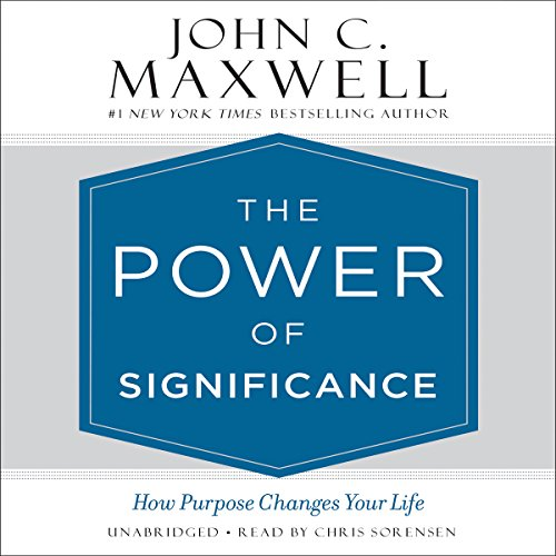 The Power of Significance cover art