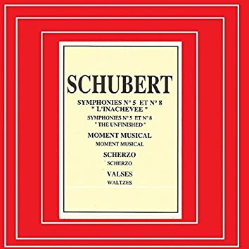 Schubert - Symphonies Nº 5 et Nº 8