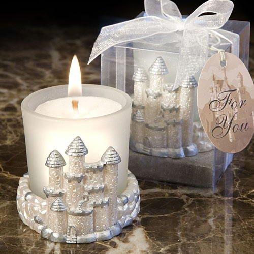Castle Candles: Fairy Tale Wedding Favors, 72