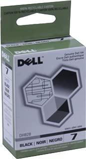 Dell OEM Ink Cartridge DH828 (BLACK) (1 Each) (DH828) -