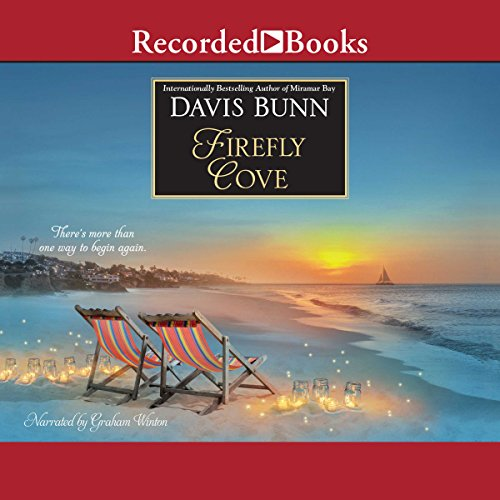 Firefly Cove audiobook cover art