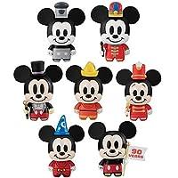 コレキャラ Mickey 90th Anniversary 全7種 ミッキー 蒸気船ウィリー 大演奏会 魔術師 ジャックと豆の木 クラブ ファンタジア 90周年