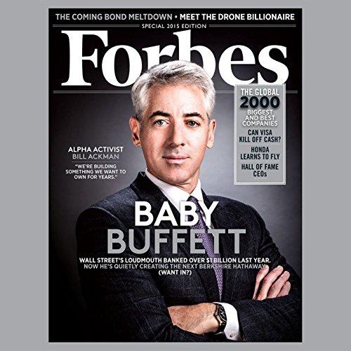 『Forbes, May 11, 2015』のカバーアート