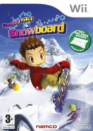 Family Ski And Snowboard [UK Import]
