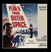 Plan 9 from Outer Space - Original Score from the Motion Picture by Emil Ascher