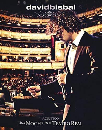 Una noche en el teatro real (cd + dvd