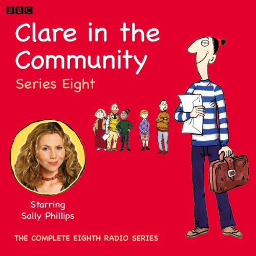 Clare in the Community, Series 8 audiobook cover art