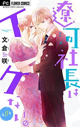 遼河社長はイケない。【マイクロ】(11) (フラワーコミックス)