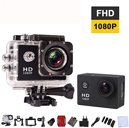 SSeir Wifi Ultra HD 1080p Night Vision action camera 170 gradi fish-eye sport dv fotocamera firmware azione 4k