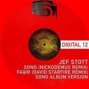 Sono (Nickodemus Remix) / Faqir (David Starfire Remix)