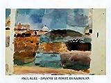 1art1 Paul Klee - Davanti Le Porte Di Kairouan Poster