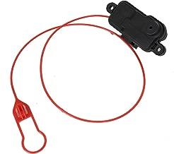 Fuel Flap Door Cap Release Lock Actuator Compatible with AUDI A1 A3 A6 C7 Q3 Q7 4L0862153D