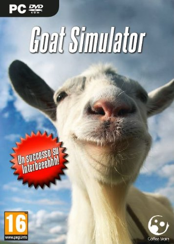 Publisher Minori Sw Pc 1004882 Goat Simulator