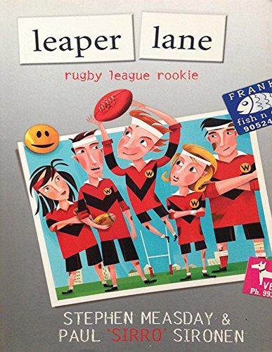 Leaper Lane (English Edition)