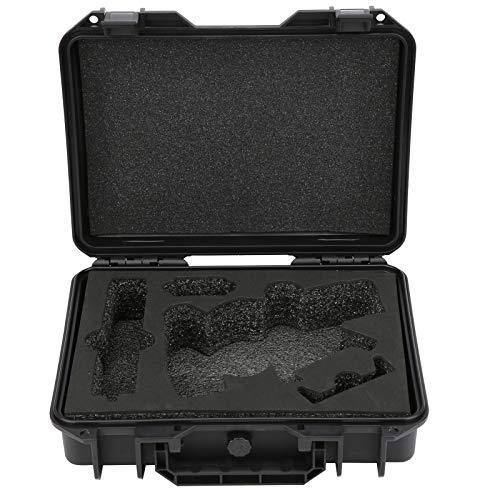 Longzhou Caja de Almacenamiento con estabilizador portátil Maleta Impermeable a Prueba de explosiones Apta para dji OM4/Osmo Mobile 3 EWB7999