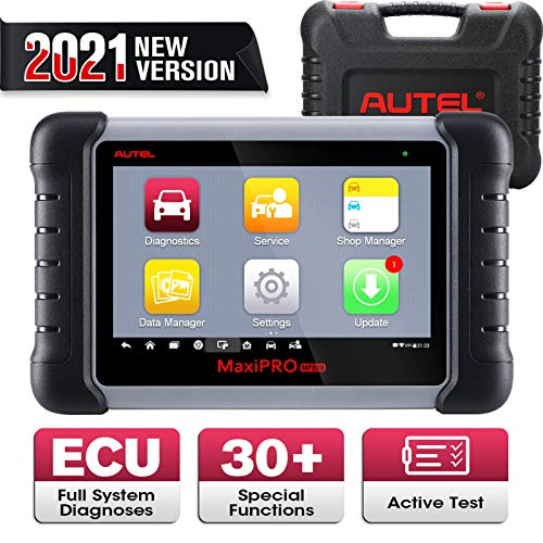 Autel Maxidas DS808(Upgraded Version of DS708) Automotive Diagnostic Tool OBD2 Scanner with Key Coding and Multi-language System (Same Function as MS906)