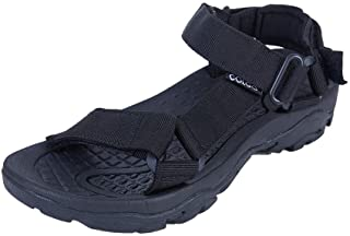 Colgo Men's Sport Sandals Comfort Classic Athletic Hiking Sandals with Arch Support Outdoor Wading Beach Water Shoes