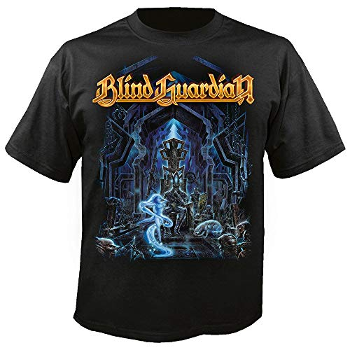 BLIND Guardian - Nightfall in Middle Earth - Classic Edition - T-Shirt Größe L