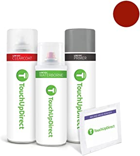 TouchUpDirect for Honda Exact Match Automotive Touch Up Paint - Milano Red (R-81)