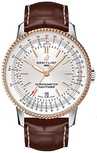 Breitling Watches Breitling Navitimer Automatic 41 Men's Gold Watch U17326211G1P2