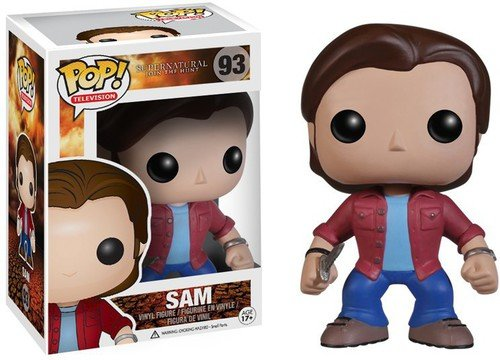 POP! Vinyl 3735 No POP Vinylfigur: Supernatural: Sam, Multi