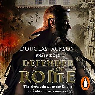 Defender of Rome cover art