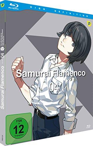Samurai Flamenco - Vol.4 [Blu-ray]