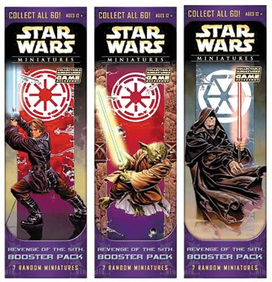 Revenge of the Sith Booster Pack ('Star Wars' Miniatures)