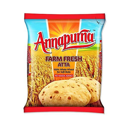 Annapurna Farm Fresh Atta 10 kg