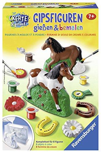 Ravensburger 28522 - Pferd - Gipsfiguren gießen und bemalen