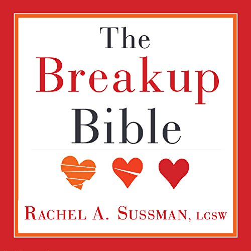 The Breakup Bible audiobook cover art
