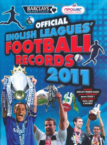 Official English Leagues' Football Records 2011 (Barclays Premier League)