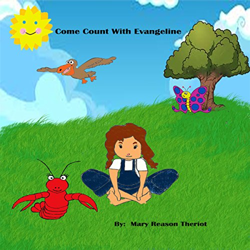 Come Count with Evangeline audiobook cover art