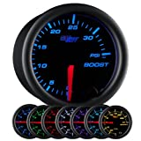 GlowShift Automotive Replacement Boost Gauges