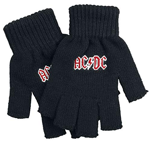 Classic Red Logo Handschuhe