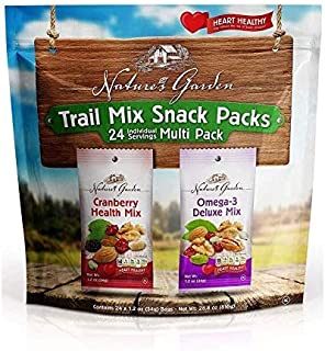 Nature's Garden Trail Mix Snack Pack - 28.8oz (Pack of 1)