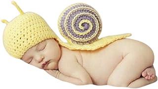 Aivtalk - Ropa Disfraz Apoyo de Fotos Fotografía para Bebés Recién Nacidos Niños Niñas de Punto