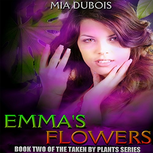 Emma's Flowers audiobook cover art