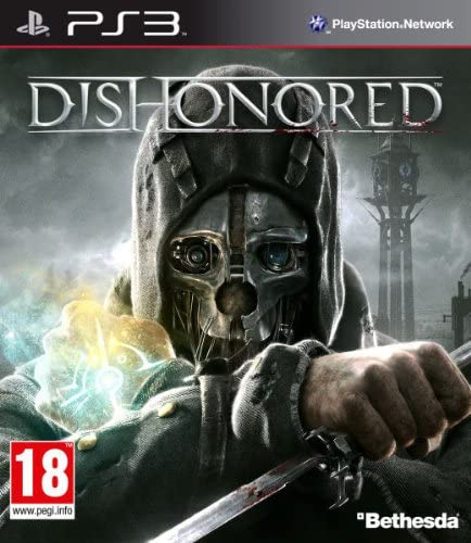 Dishonored (PS3) - Sony PS3