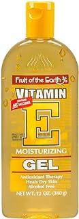 Fruit Of The Earth Vitamin E Gel, 12 Ounce