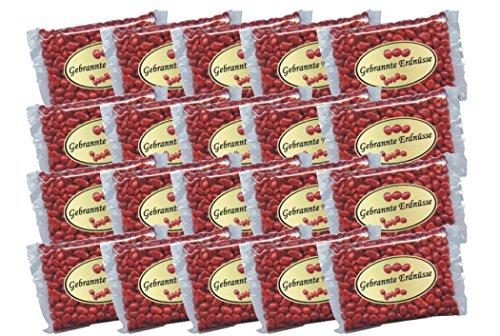 2000gr Gebrannte Erdnüsse Dragiert
