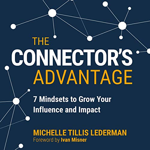The Connector's Advantage audiobook cover art