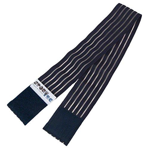 Sport-Tec Klettband für Elektrotherapiegeräte 4x60 cm, Befestigungsband, Therapie Zubehör