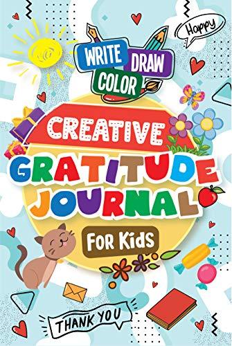 Creative Gratitude Journal for Kids