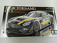 【中身未開封完品】 プラモデル タミヤ メルセデス AMG GT3 ディスプレイモデル 1/24 スポーツカーシリーズ No.345